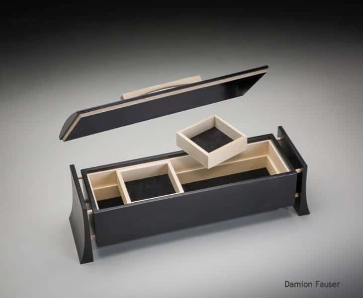 Damion Fauser | Studio Woodworkers Australia