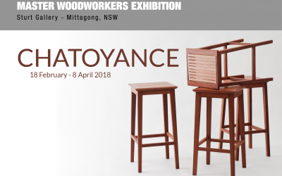 CHATOYANCE – Master Woodworkers Exhibition